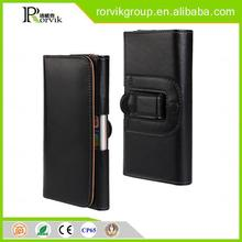 China Manufacturer Wholesale brand name stand bumper phone case for Samsung galaxy NOTE3 two mobile leather phone case