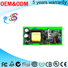 36W Open frame LED Driver High pf isolated driver for down light,street light