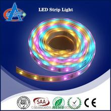 5630 battery powered flexible led strip light rgb