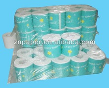 Virgin Wood Pulp Softly Toilet Paper Tissue