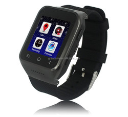 china wholesale Android smart watch phone S8 5.0MP Camera android 4.4 smart 3G Bluetooth watch