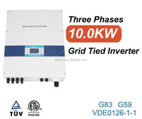 10kw solar inverter on grid with LCD
