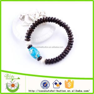 Lokai caoutchouc femme couples bracelet