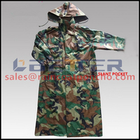 Fashionable cheap waterproof outdoor fashionable rainwear