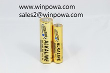 Non-rechargeable Battery, Alkaline, 1.5 V, AA, Flat Top