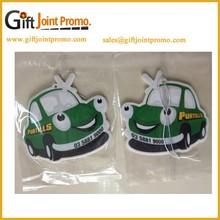 Printed Auto Paper Car Air Freshener, Hanging Car Air Freshener