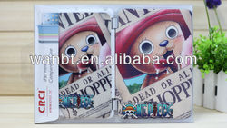 cute cartoon smart cover case for iPad mini leather case with dormancy function