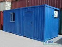 Bunk House Container