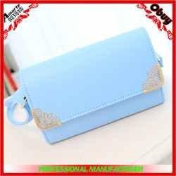 Fresh fashion famous brand PU handbags