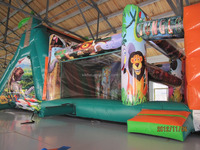 Jurassic/jungle/dinosaur/airplane giant inflatable amusement park,inflatable fun city,inflatable playground
