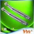 tres chorros de agua de aire de la turbina pieza de mano de acoplamiento rápido kavo dentales pieza de mano