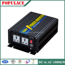 New energy high frequency pure sine inverter 1000W