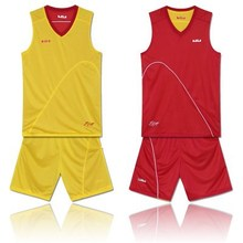 Basketball jersey fashionable enough team name&nuber printed Wholesale Blank custom basketball uniforms china(S150206)