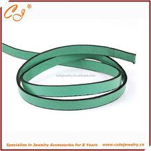 Sterling Silver Snap Leather Rope with Clasp, leather rope