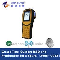 GPRS GSM Handheld Guard Tour Watching System