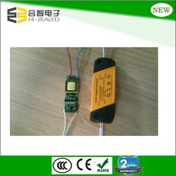 6W 12v triac dimmable led transformer driver as new design