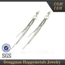 Cheaper Price Stainless Steel Jewelry Dangler Earrings