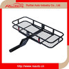"""2015 new 4x4 car accessories folding Hitch mount cargo carrier with bag For 2"""" hitch receiver"""