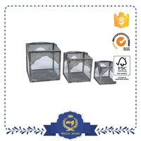 Opening Sale Elegant Top Quality Elegant Metal Wire Office Baskets