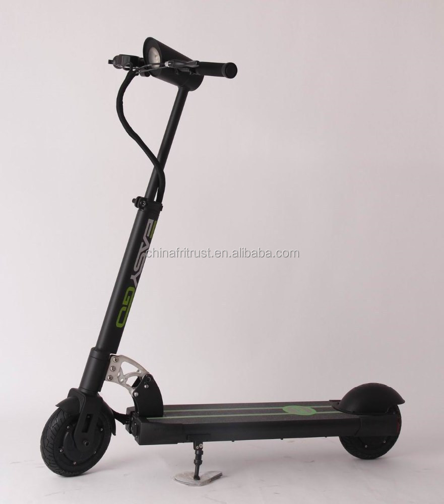 Electric Scooter With Lithium Battery And Hub Motor Buy