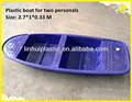 de plástico pequeñas embarcaciones de pesca