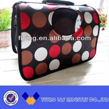 2013 foldable beautiful pattern pet carrier