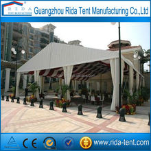 1000 People Large Arc Roof Wedding Tent For Sale