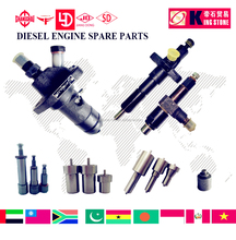 single cylinder diesel engine parts fuel injection pump fuel injecter assy