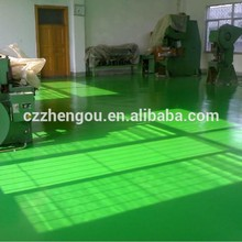 EP PU Paint Industrial Floor Coating /Polyester Resin