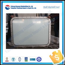 ABS CCS BV Certificate Bolted Welded Aluminum Marine Window Professional Manufacturer