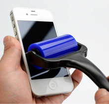 proffessional silicon sticky phone cleaner roller cleaning sticky,easy cleaning roller for phone/tablet/laptop/lcd