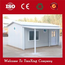 High quality CE certified Economic structure cost-efficient new design modular easy install shop prefab house company