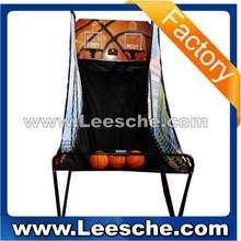 LSJQ-383 leesche family basketball the gun basketball shooting machine basketball arcade game machine for kids TT