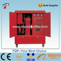 Waste management transformer oil filtration machine for oil regeneration