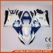 Cheap and high quality popular for GSXR600/750 2004 2005 motorcycle fairing for suzuki