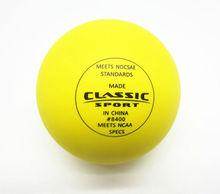 rubber product mini lacrosse balls