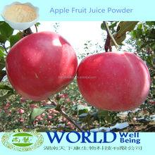 China Factory Pure Spray Dried Apple Juice Powder/Apple Juice Concentrate/Dried Apple Powder
