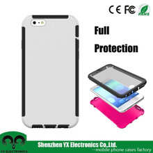 protective pc tpu shockproof chinese cell cover for iphone 6