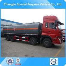 top quality 8X4 chemical liquid carrier tank truck,chemical liquid tanker vehicle