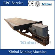 Gold Separating Machine Mining Shake Table , Shaking Table Price