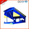 China hydraulic warehouse steel trailer ramp/loading ramps for trailers