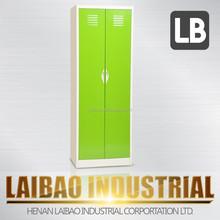 Laibao 2 door clothing storage locker