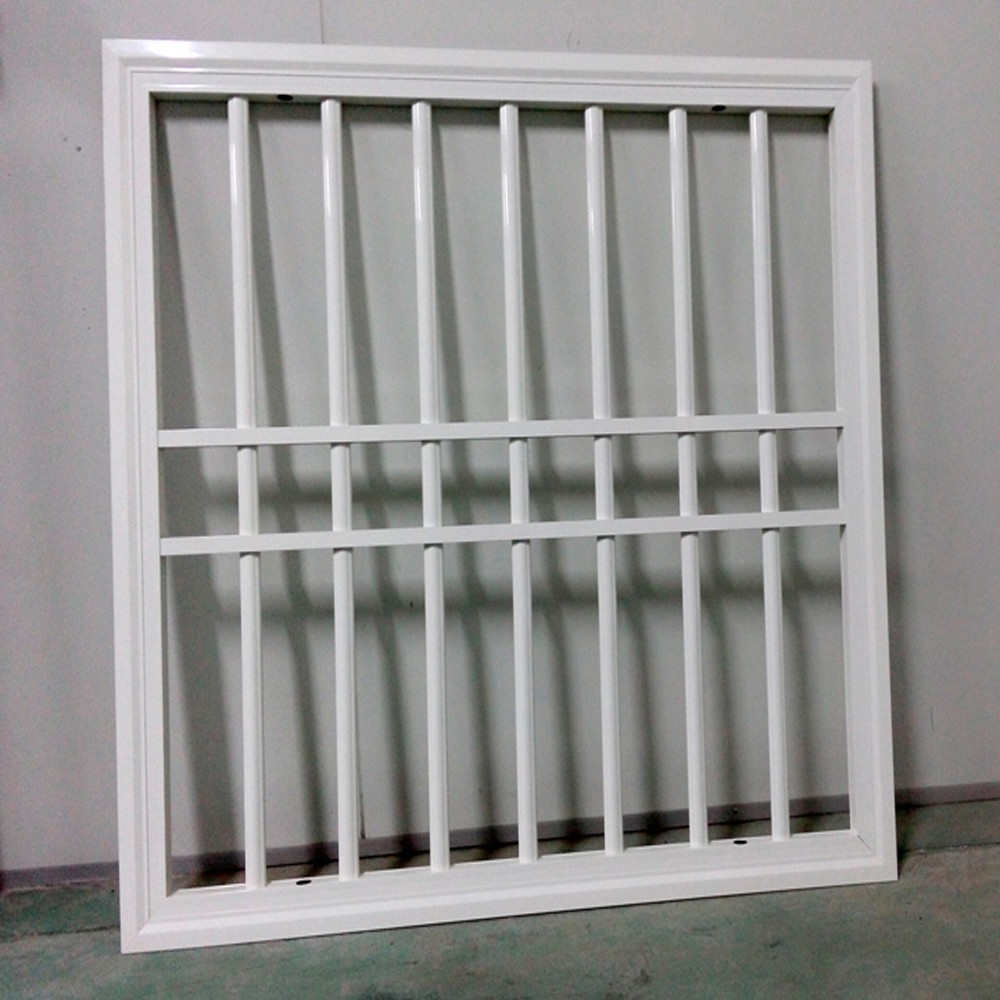 Alibaba steel latest window grill design buy steel for Window bars design