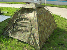 small military camouflage hunting hide blind tent