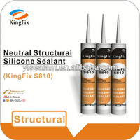 Kingfix brand multiple substrate colle silicone