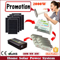 PV System for home use hybrid solar product