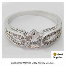 2015 fashion vogue jewelry diamond wedding rings