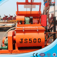 Chinese hydrau system tractor concrete mixer