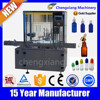 FREE SHIPPING Automatic e-juice filling capping and label machine,e juice filling machine,e-juice bottling machine
