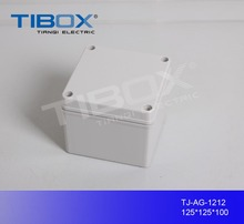 New Plastic Electronic Project Box ABS wall mounting Plastic enclosure